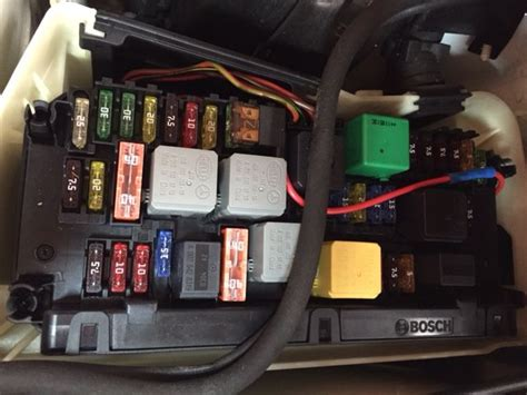 Secondary Air Injection Relay Mercedes Benz Forum