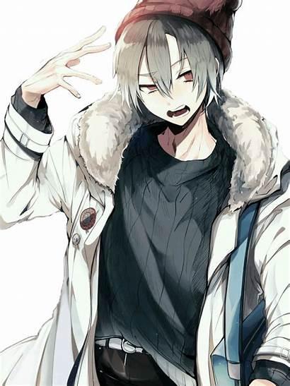Anime Boy Hoodie Wallpapers Winter Savage