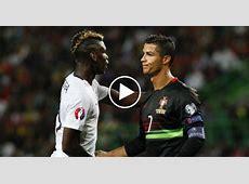 Cristiano Ronaldo Vs Paul Pogba Goals & Skills [Video]