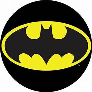 Batman Classic Logo Button