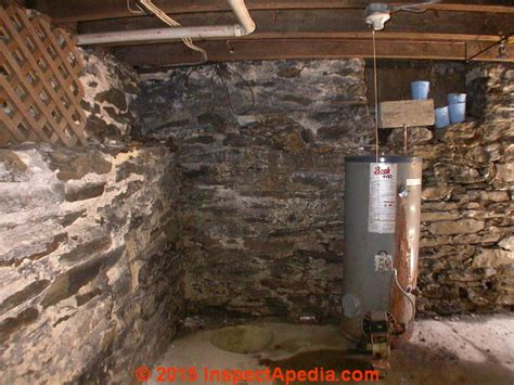 Stone Foundations & Walls How To Recognize & Diagnose