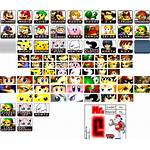 Character Icons Spriters Resource Smash Bros Melee