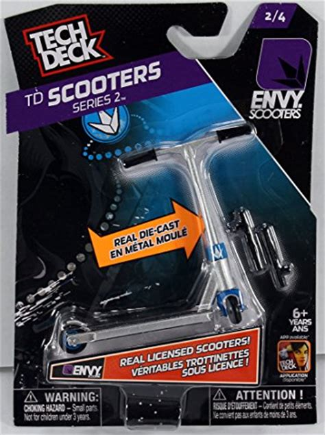 ebay tech deck scooter tech deck scooters series 2 envy scooters 2 4 dealtrend