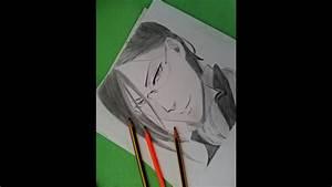 Speed Drawing Black Butler