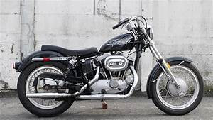 1971 Xlch Harleydavidson Ironhead