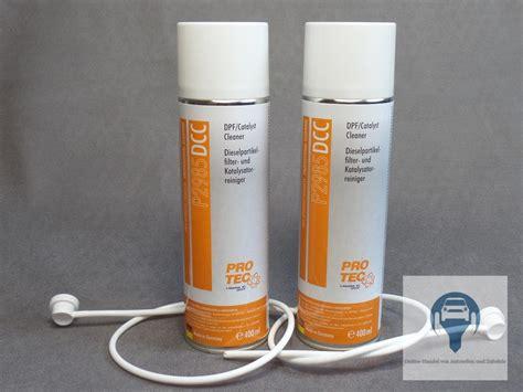 dpf reiniger test partikelfilter dpf ru 223 filter katalysator egr ventil reiniger 2x 400 ml ebay