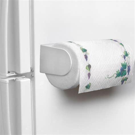 Magnetic Paper Towel Holder in Paper Towel Holders