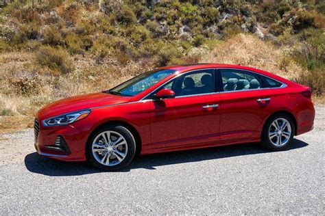 2018 Hyundai Sonata First Drive Review Autotrader