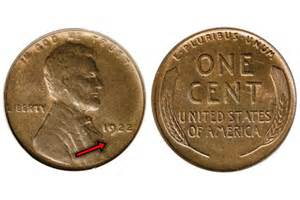 Lincoln Wheat Penny No Mint Marks