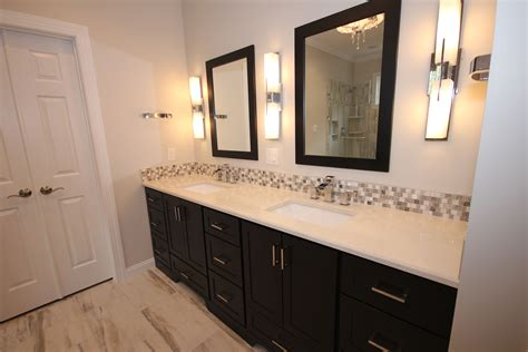 cabinets light countertops bath cabinets by the bath remodeling center llc