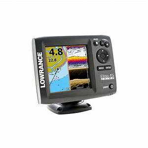 Lowrance Elite Chartplotter Combos