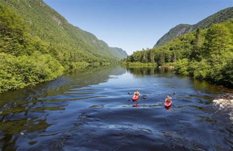 Big Spruce Rv Park Boat Rental by Jacques Cartier National Park Cground Jacques Cartier
