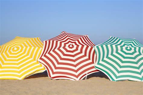clean outdoor umbrellas