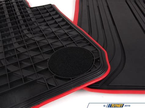 genuine bmw  weather mats