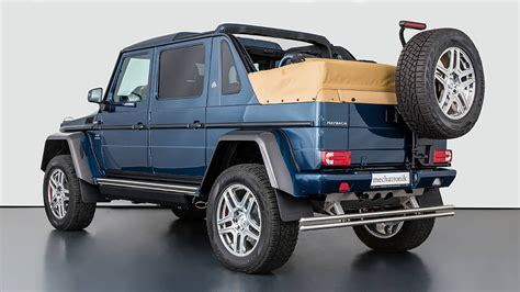 Having set the standards for luxury automobiles for almost a century, mercedes never rest on their laurels and continue to produce. For Sale: Mercedes-Benz Maybach G 650 Landaulet (2018 ...