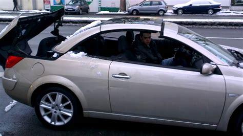 renault megane 2 cabrio essai renault megane 2 coupe cabriolet sport