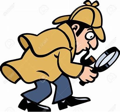 Detective Clipart Private Investigator Clip Cartoon Boy
