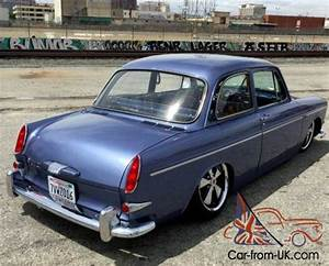 1965 Volkswagen Notchback S