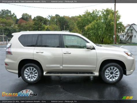 lexus satin cashmere metallic satin cashmere metallic 2014 lexus gx 460 photo 5