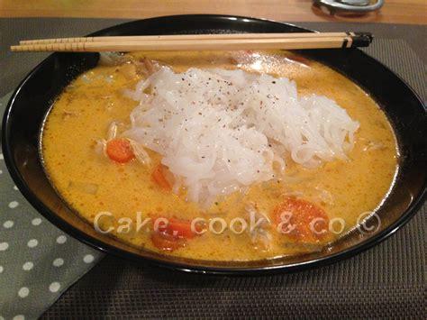 lait de coco cuisine soupe thaï curry lait de coco blogs de cuisine