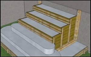 tres bien fait voici comment construire un escalier en With comment faire un escalier en beton exterieur