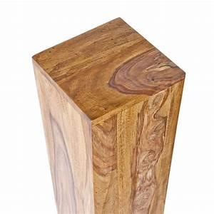 Säulen Aus Holz : blumens ule blumenst nder dekos ule holzs ule podest deko holz blumen palisander ebay ~ Orissabook.com Haus und Dekorationen