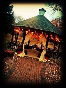 Outdoor, Fall, Wedding