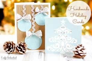 card diy ornaments tree crafts unleashed