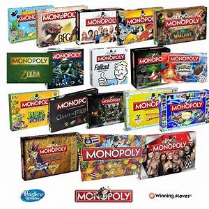 New  Monopoly Collectors Special Edition Board Game 28