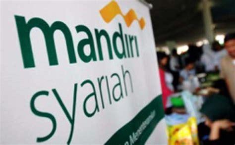 lowongan kerja bank syariah mandiri april  info