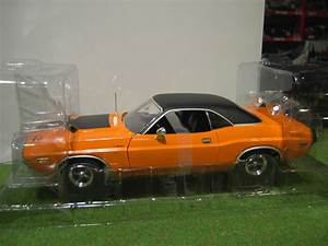 Voiture Fast And Furious 2 : dodge challenger r t fast and furious 1 18 voiture miniature d greenlight 12846 ebay ~ Medecine-chirurgie-esthetiques.com Avis de Voitures