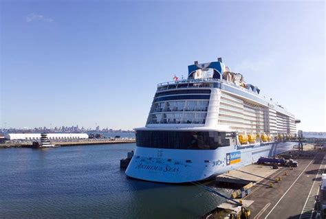 Handson With The Anthem Of The Seas Pocketnow