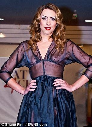 transgender catwalk model born a man says she 39 just has to