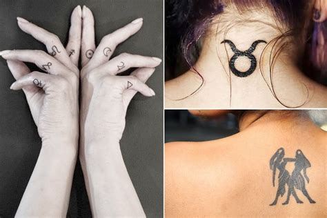Which Of These Zodiac Sign Tattoos Would You Get Inked?