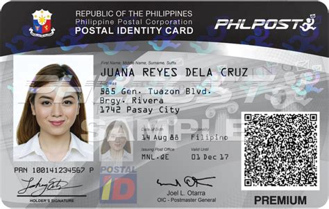 Start your card replacement application now. Valid IDs in the Philippines: Complete List for Filipinos