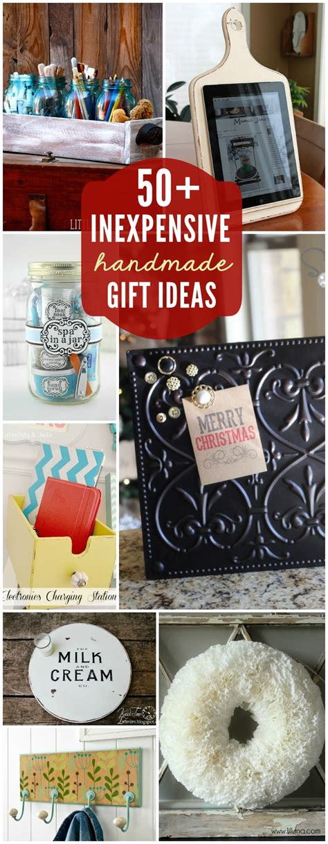 50 inexpensive diy gift ideas lil luna 50th gift