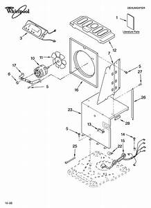 Whirlpool Dehumidifier Parts