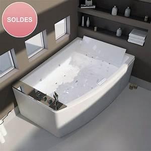 Baignoire Balneo Soldes Maison Design