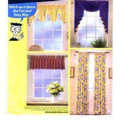 Free Valance Curtain Patterns   Valance Sewing Pattern