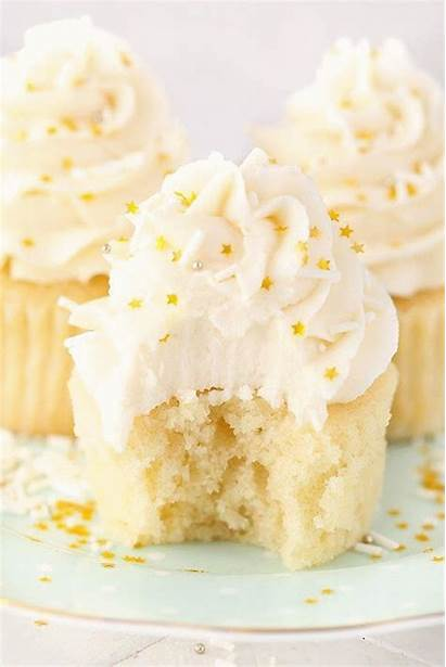 Vanilla Cupcakes Cupcake Moist Recipe Easy Fluffy