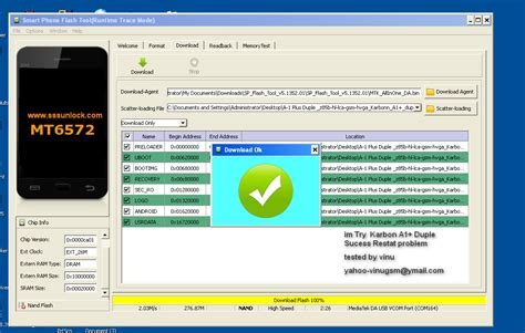tool for android mtk android flash tool v 3 1352 01 free nokia