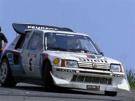 peugeot 205 t16 evo 2 b sound starts peugeot 205 t16 evolution 2 b 1985 racing cars
