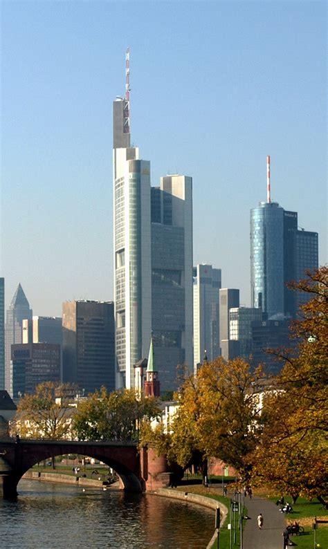 Commerzbank Tower The Skyscraper Center