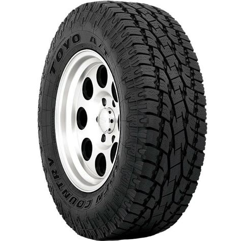 toyo open country  ii tires