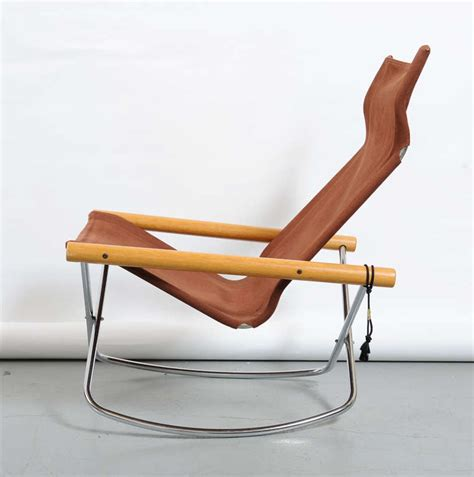 takeshi nii quot ny quot folding rocking chair image 4