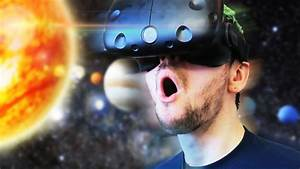 TRAVEL THROUGH SPACE! | The Lab #2 (HTC Vive Virtual ...