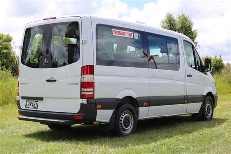 Our company has a large stock of campervan for sale at a reasonable price. 2017 12 Seater Mercedes-Benz Mini Bus | RV Super Centre