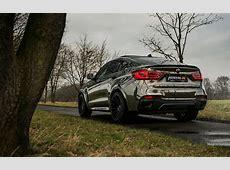 2018 fostlade BMW X6 M50D F16 Serious Wheels