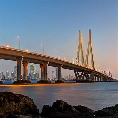 India Mumbai Bandra Worli Sea Link Mckinsey