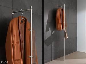 Kleiderstange Wand Holz : neuheiten von phos design ~ Michelbontemps.com Haus und Dekorationen